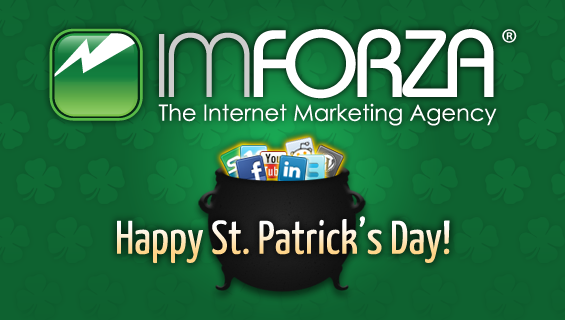 Happy St. Patrick's Day from imFORZA!