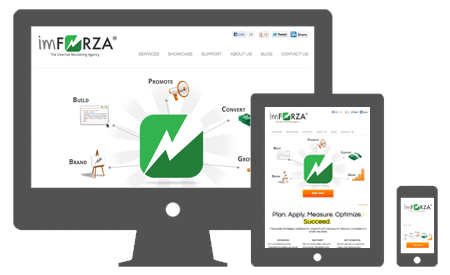imFORZA Recommends Responsive Websites